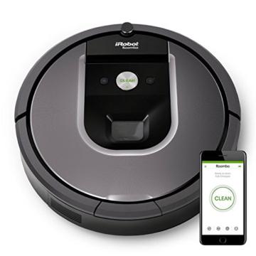 IRobot Roomba 960 Saugroboter mit App-Steuerung