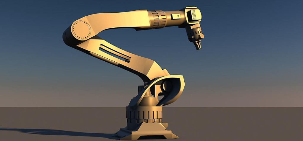 Roboterarm DYI